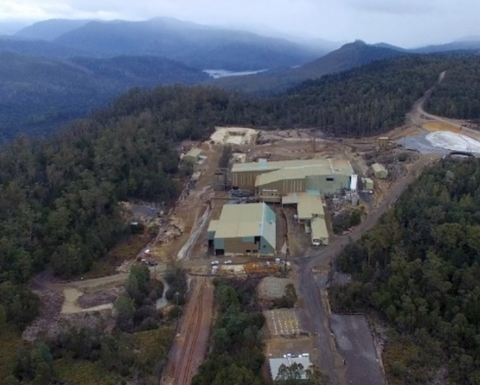 Hellyer Mine